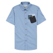 2014 new style combed cotton latest custom casual shirts bangalore