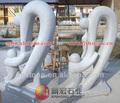 La venta caliente!! Moderno abstracto escultura de granito