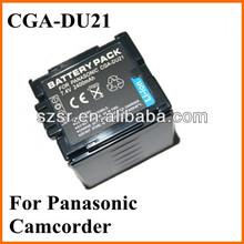 For Panasonic canon digital rebel xti battery CGA-DU21