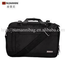 multifunctional top open laptop bag
