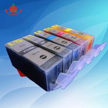 PGI 825 CLI826 ink cartridge for canon mg5280