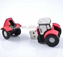 customized cute truck shape usb truck usb flash drives