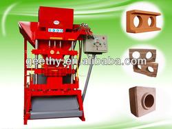 HOT!ecological brick machine soil cement, cement interlock designs eco2700 compressed earth interlocking blocks