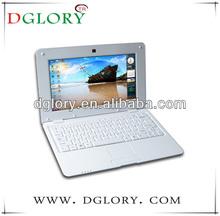 "DG-NB1001 10.2"" netbook VIA8850 resolution 1024*600 512MB/4GB barrtery 3200mAh"