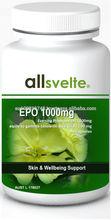 Allsvelte Evenings Primrose Oil 1000mg - 90 Softgel Capsules