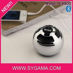 2014 high end bluetooth mini portable usb tf mp3 speaker