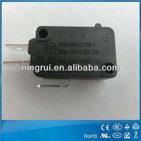 High Quality 20a 16a 125v 250vac Push Button Micro Switch