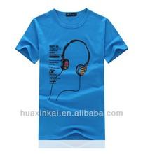 2014 Hot summer rock style men's printing t-shirts