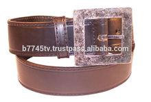 Genuine Leather Belt.