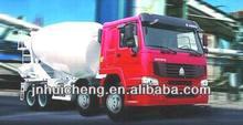 SINOTRUK HOWO Series Concrete Mixer Truck/Construction