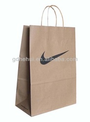 craft paper shopping bags wholesales