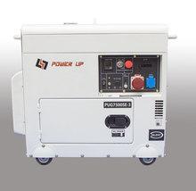 PUG7500SELR-3 - Three Phase 7.5KVA Diesel Generator