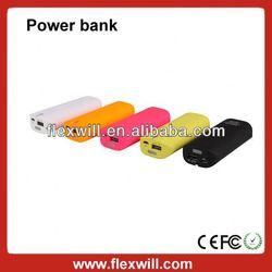 Simple Design lithium polymer solar panel 4000mAh Portable USB charger