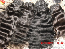 7A Raw indian hair directly from india full cuticle virgin indian hair hot sale 2014 unprocessed