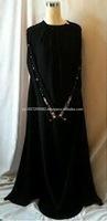 hot sale 2013 new design muslim abaya - Islamic Clothing Abaya's For Ladies