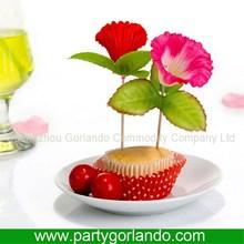 Top quality popular pinwheel flower topper