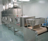 Microwave Dryer for Meat / Fish