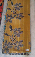 Old Vintage Cotton Kantha Quilt / Reversible Hand made Quilts