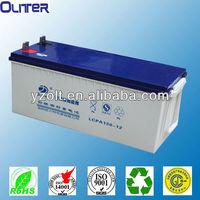 12v 150ah sealed lead acid battery