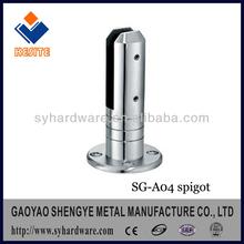 flange spigot to prevent rust