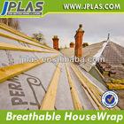 Breathable Waterproof Roofing Vapor Permeable Membrane Film for Roof Underlay (Like Tyvek)