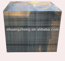 black HDPE plastic slip sheets for wholesale for container for shipment