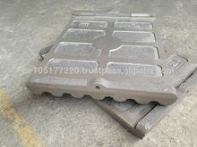 Manganese steel jaw plate