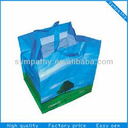 pp laminated woven bags leno mesh bag