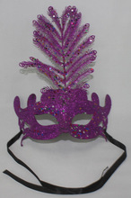 The beautiful handmade carnival animal head masks for party