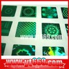 High quality label sticker florida id hologram