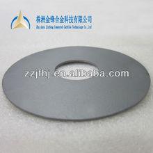 carbide disc cutter/round knife/round blade