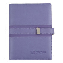 Hot selling pu leather school locks for diary book design with any logo