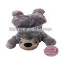 Juguete de peluche suave, cosas suave de la felpa juguetes para perros con algodón de los pp, perro de peluche de juguete de los animales forma