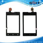 Mobile Phone Original Touch Screen For Sony C1504 black Tactil