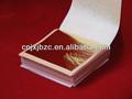 fabricação 24k folhas de ouro puro para decoração