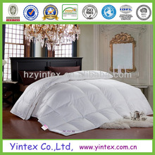 Popular competetive price colored down comforters