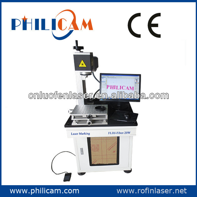Hot Sale RFM-10W/20W ear tag laser marking equipment for sale