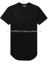 plain elongated t shirts - cheap elongated t shirts - elongated shirts - wholesale customized elongated t shirs