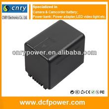 VW-VBT380 Camcorder Battery For Panasonic V720 710 V520 510 V210 V110