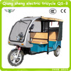 Single Head Light Auto Rickshaw battery auto Tuk TuK