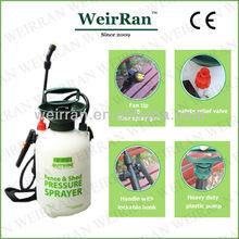 (83862) 5L manual handy airless pressure powered paint spray ,airless painter sprayer