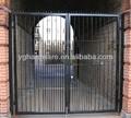 driveway portão de aço