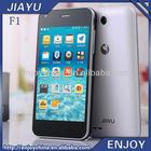 4.0inch JIAYU F1I smartphone MTK6572 dual core 4GB ROM 512MB RAM dual sim mobile phone low price cellular phone