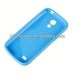 2014 new design case for samsung s4 mini i9190/i9192/i9195/i9198 for samsung galaxy s4 mini tpu case