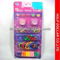 kids' Hair Decorate Set/Hair Ornament/Mixed Style Children Hair Fashion Accessory