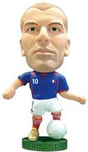 Corinthian Figures Zinedine Zidane,wholesale sports player figure,football player figures