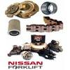 Nissan Forklift Parts - Wheel Chain (Part No: 59440-L6000)