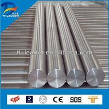 ASTM B348 titanium alloy rods bars in stock export quality