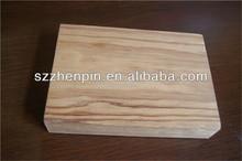 hot sale real veneer wire-brushed/handscraped/distressed/carbonized Wood Engineered Maple Flooring