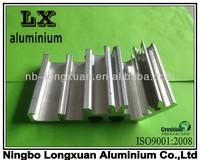 Aluminum extrusions- perfil de aluminio
